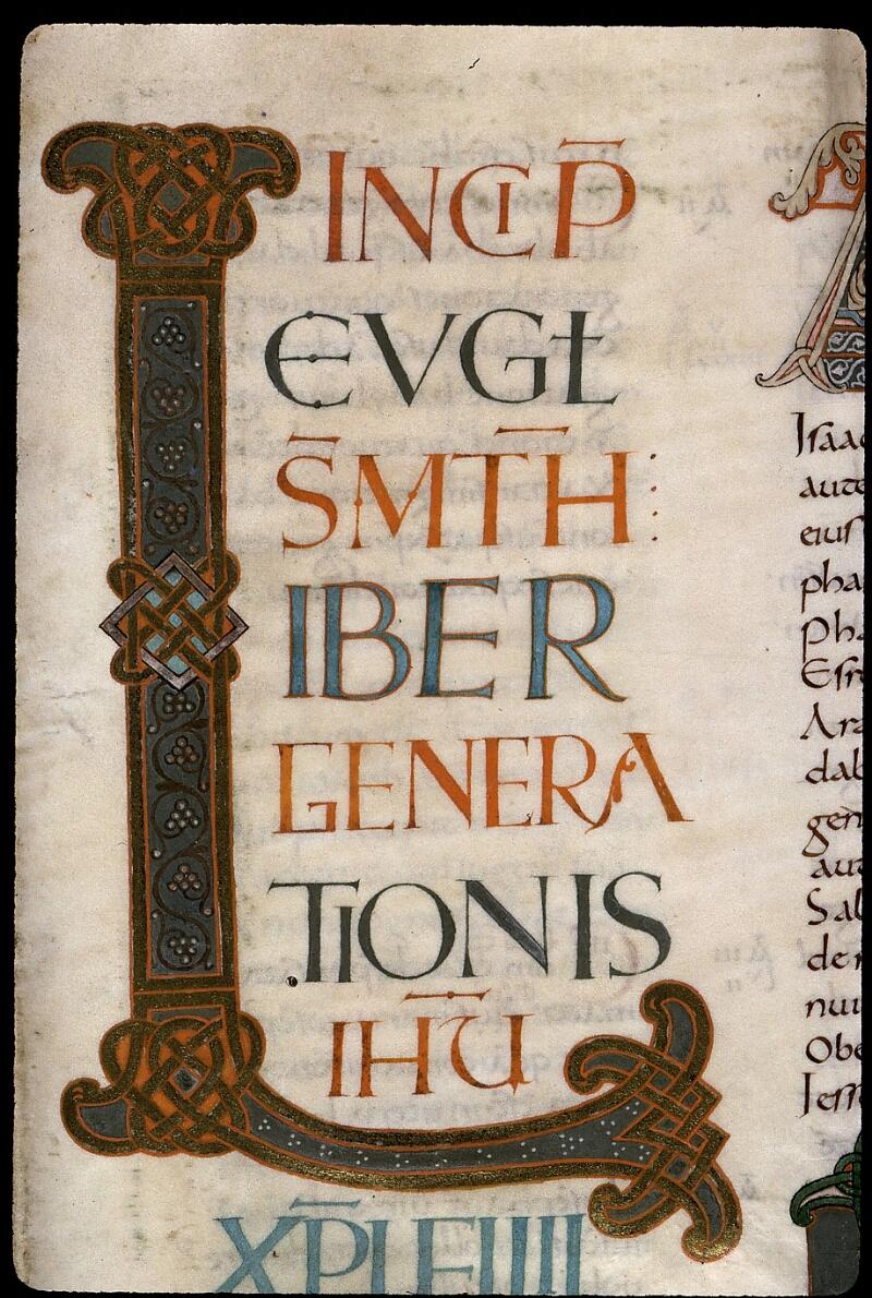 Angers, Bibl. mun., ms. 0021, f. 015 - vue 2