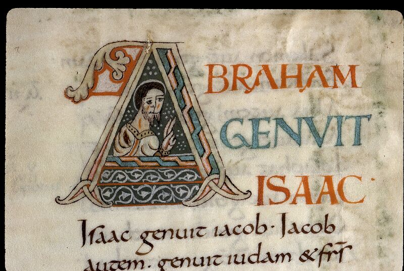 Angers, Bibl. mun., ms. 0021, f. 015 - vue 3
