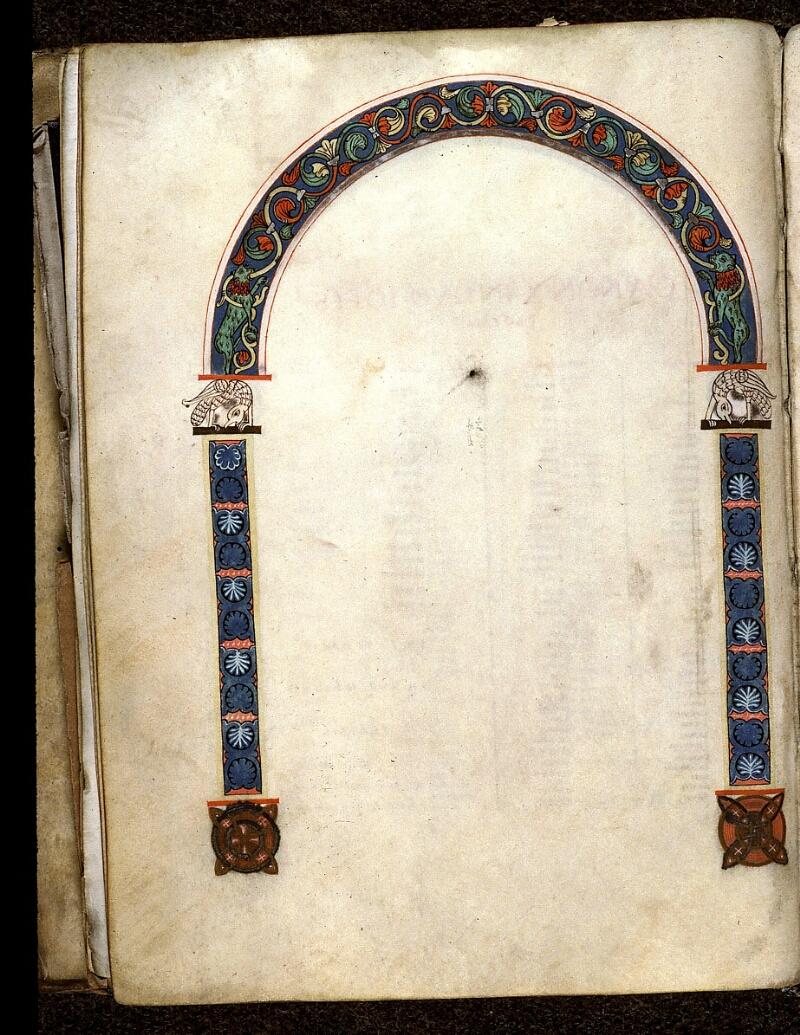 Angers, Bibl. mun., ms. 0022, f. 010v - vue 1