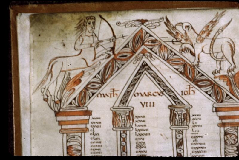 Angers, Bibl. mun., ms. 0024, f. 001v - vue 2