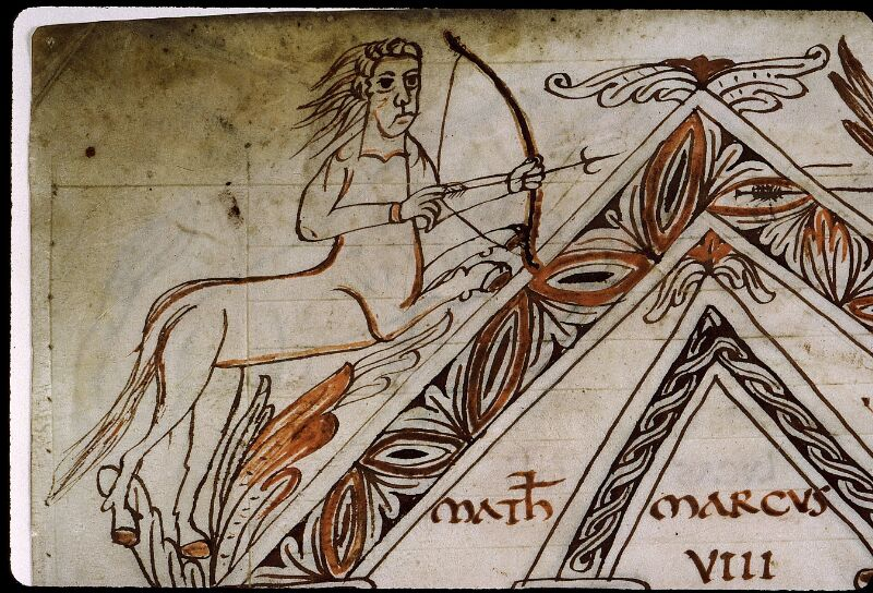 Angers, Bibl. mun., ms. 0024, f. 001v - vue 3