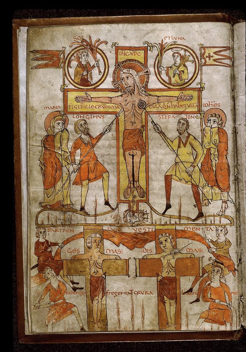 Angers, Bibl. mun., ms. 0024, f. 007v - vue 1