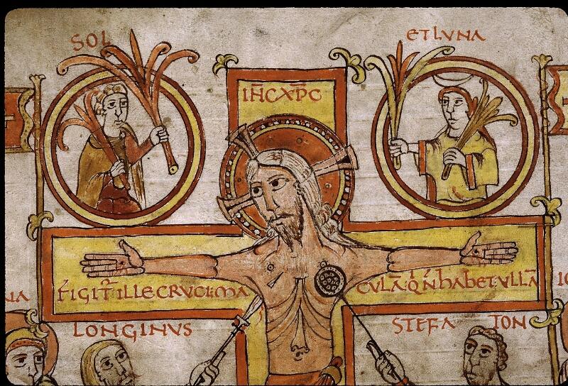 Angers, Bibl. mun., ms. 0024, f. 007v - vue 2