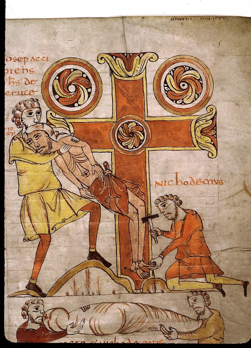 Angers, Bibl. mun., ms. 0024, f. 008 - vue 2
