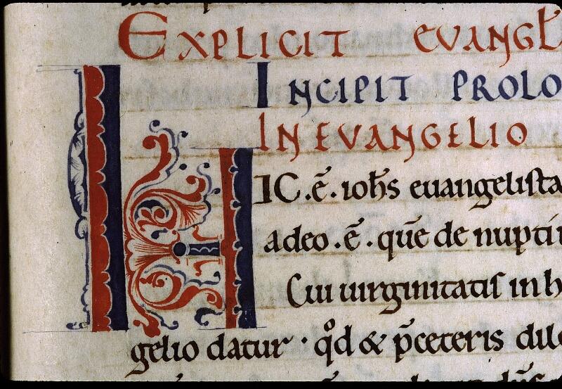 Angers, Bibl. mun., ms. 0025, f. 084 - vue 2