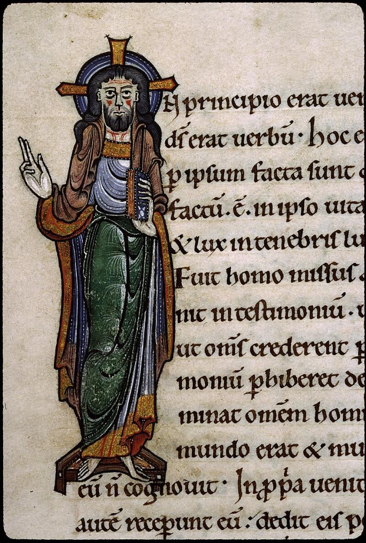 Angers, Bibl. mun., ms. 0025, f. 085v - vue 2