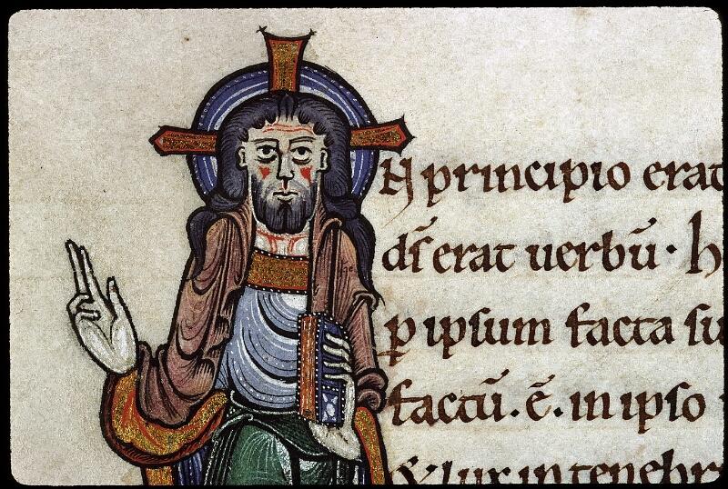 Angers, Bibl. mun., ms. 0025, f. 085v - vue 3