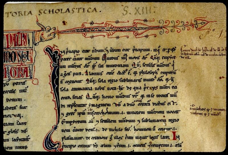 Angers, Bibl. mun., ms. 0027, f. 001 - vue 4