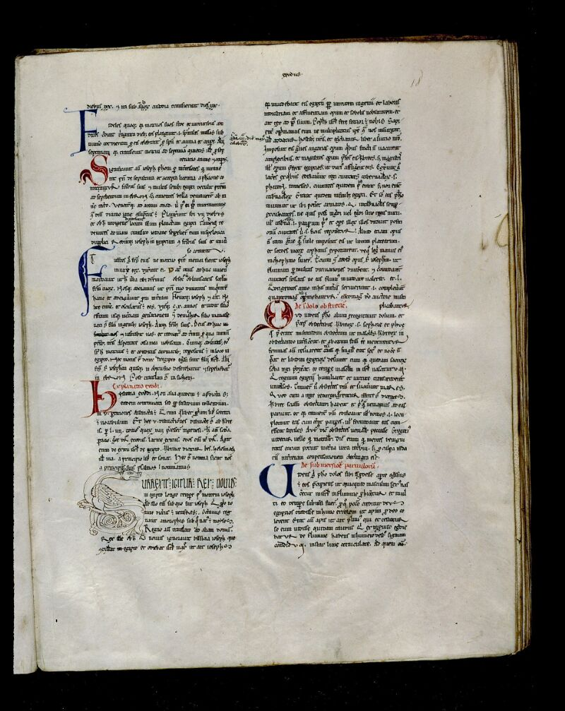 Angers, Bibl. mun., ms. 0027, f. 018 - vue 1