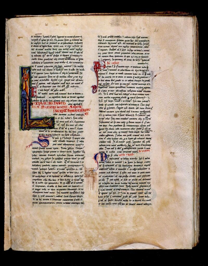 Angers, Bibl. mun., ms. 0027, f. 041 - vue 1