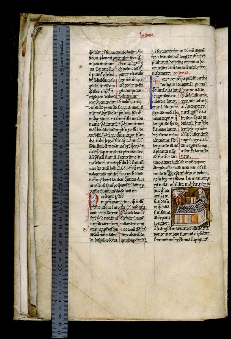 Angers, Bibl. mun., ms. 0028, f. 011v - vue 1