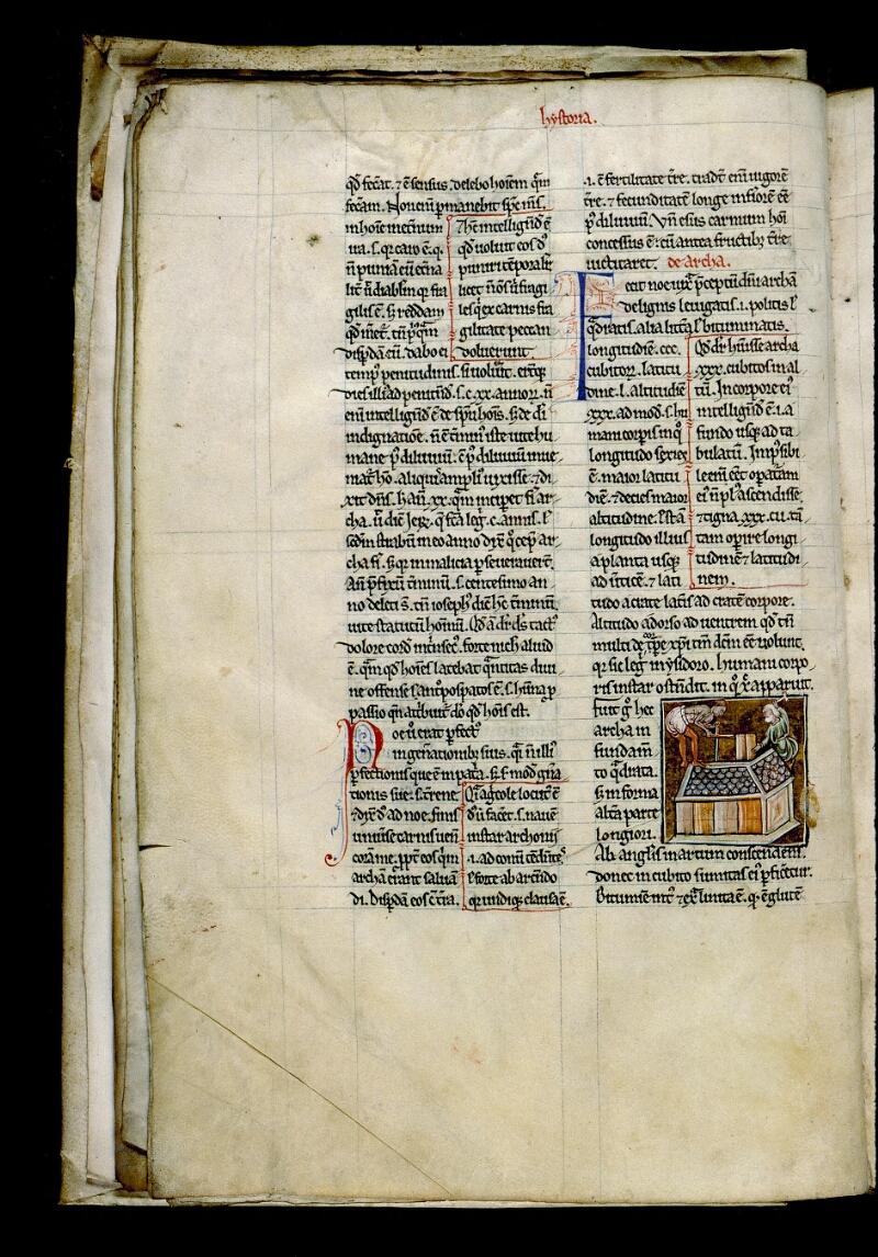 Angers, Bibl. mun., ms. 0028, f. 011v - vue 2