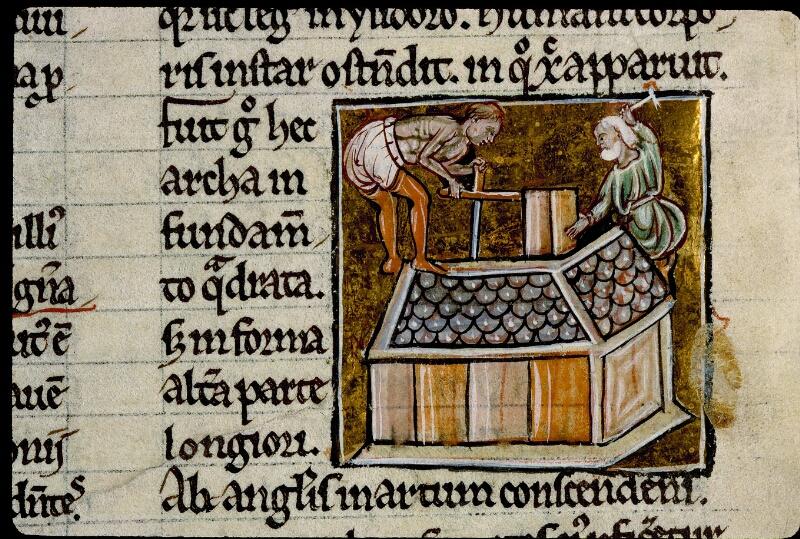 Angers, Bibl. mun., ms. 0028, f. 011v - vue 3