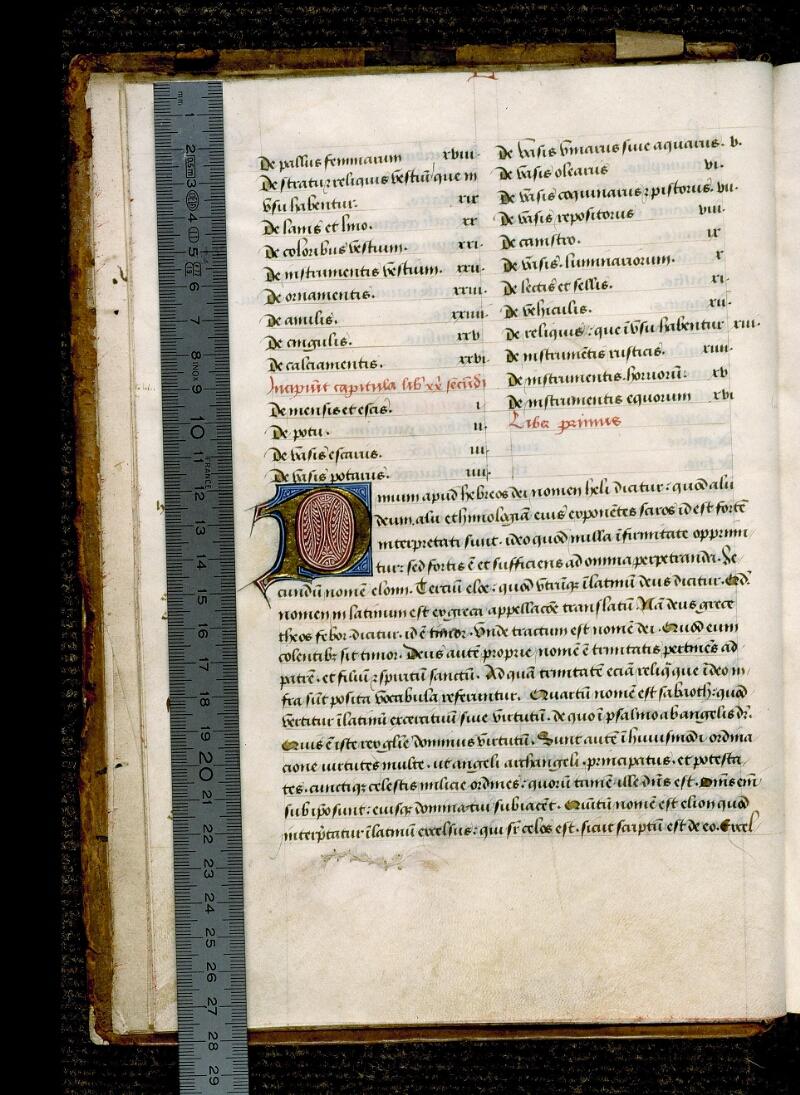Angers, Bibl. mun., ms. 0031, f. 006v - vue 1