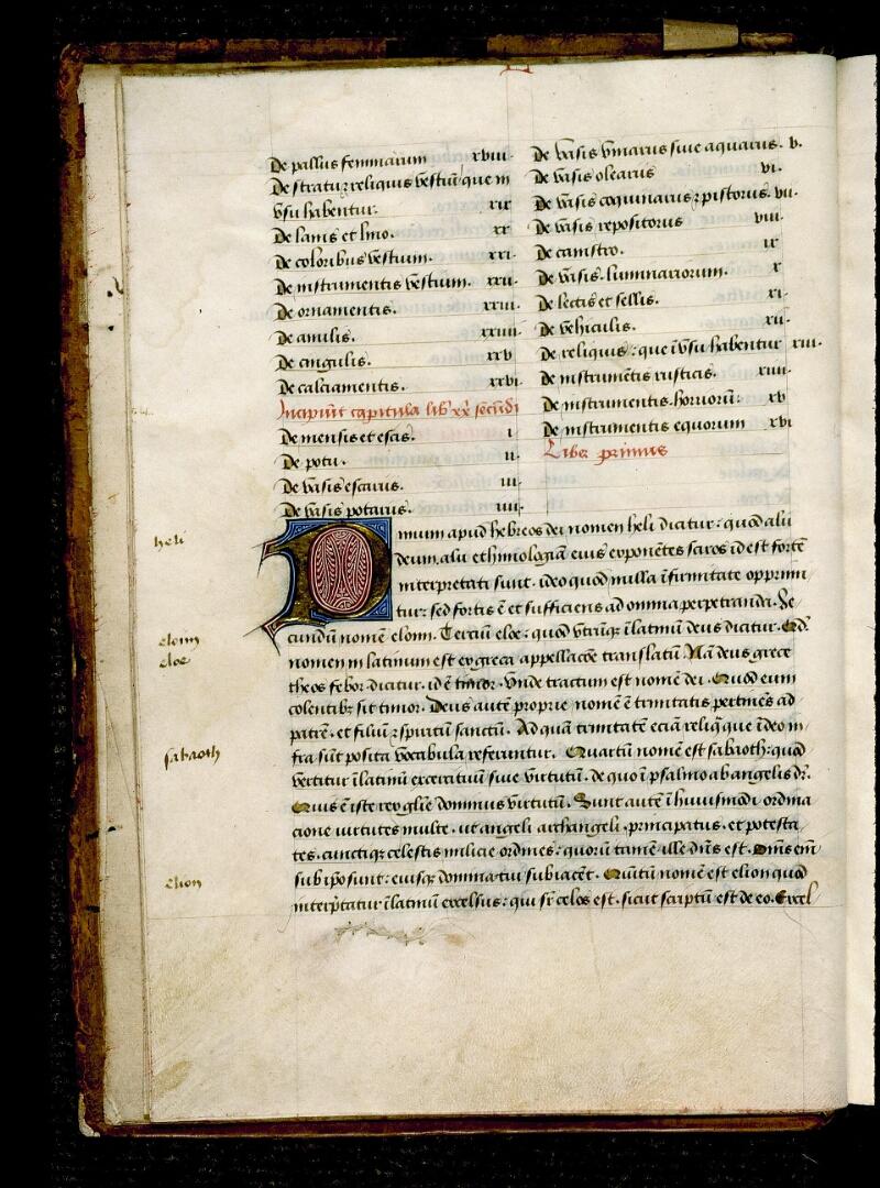 Angers, Bibl. mun., ms. 0031, f. 006v - vue 2