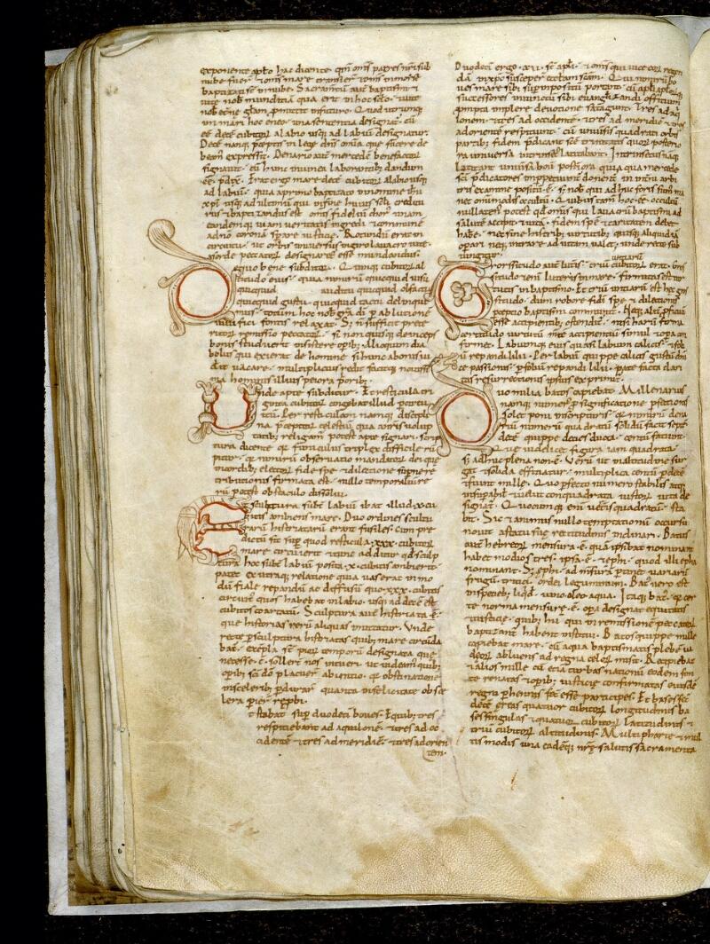 Angers, Bibl. mun., ms. 0042, f. 048v - vue 1