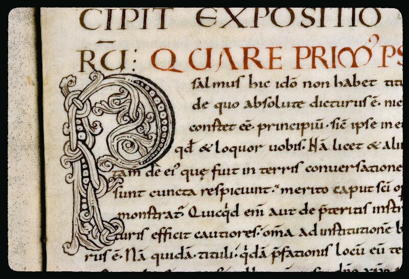 Angers, Bibl. mun., ms. 0043, f. 007 - vue 2