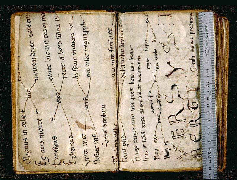 Angers, Bibl. mun., ms. 0045, f. Av-B - vue 1
