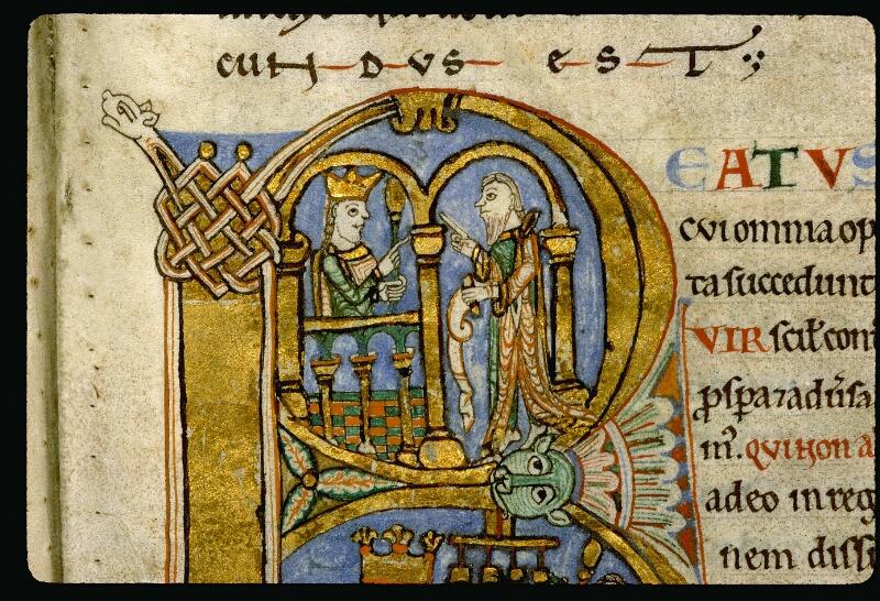 Angers, Bibl. mun., ms. 0047, f. 003 - vue 3