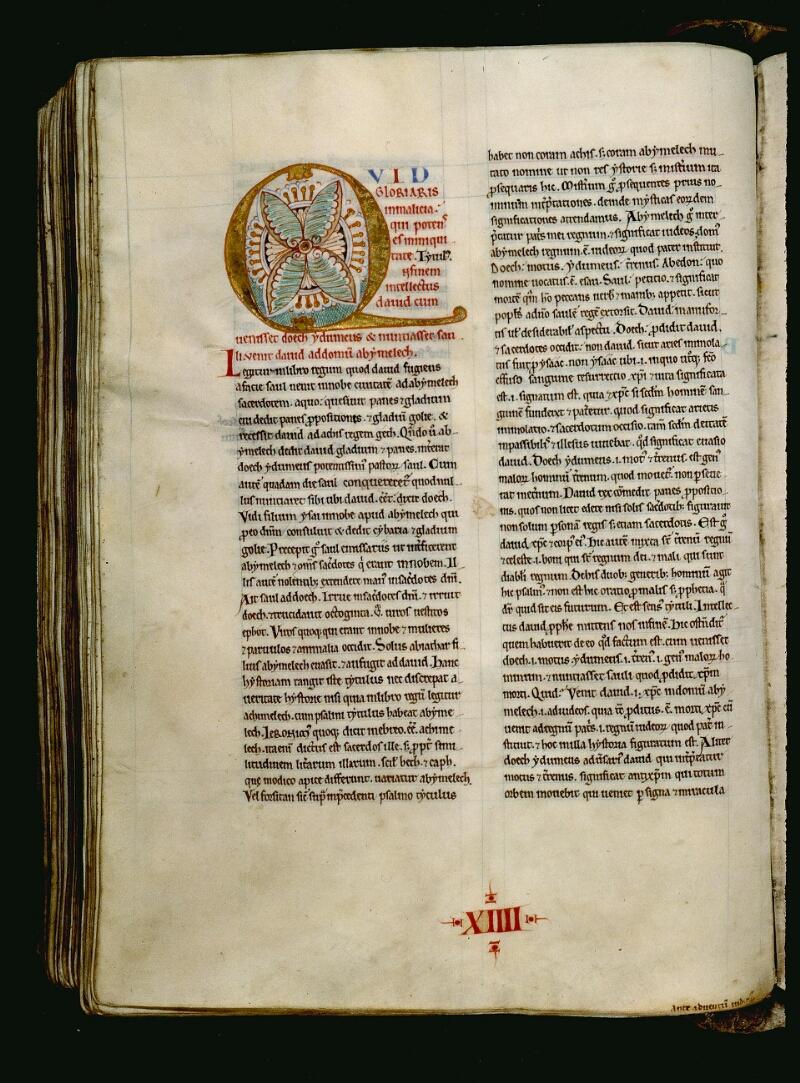 Angers, Bibl. mun., ms. 0047, f. 112v - vue 1