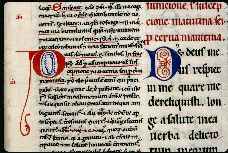 Angers, Bibl. mun., ms. 0049, f. 028 - vue 2