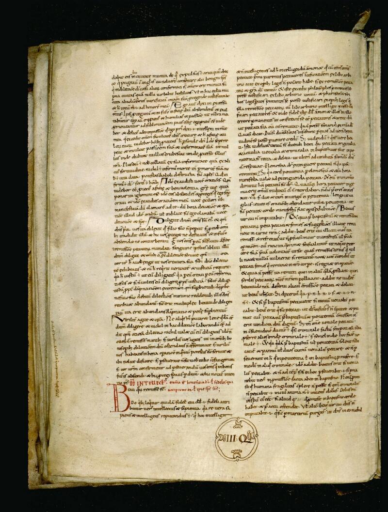 Angers, Bibl. mun., ms. 0050, f. 016v - vue 1