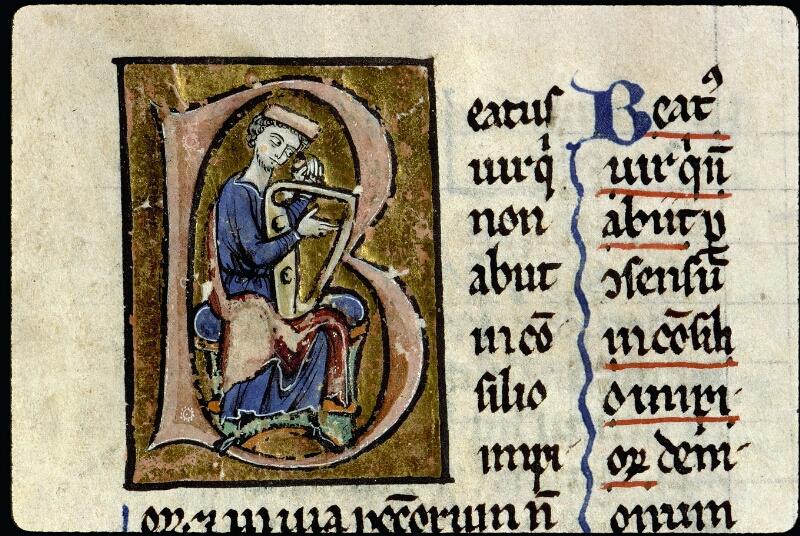 Angers, Bibl. mun., ms. 0051, f. 003 - vue 2