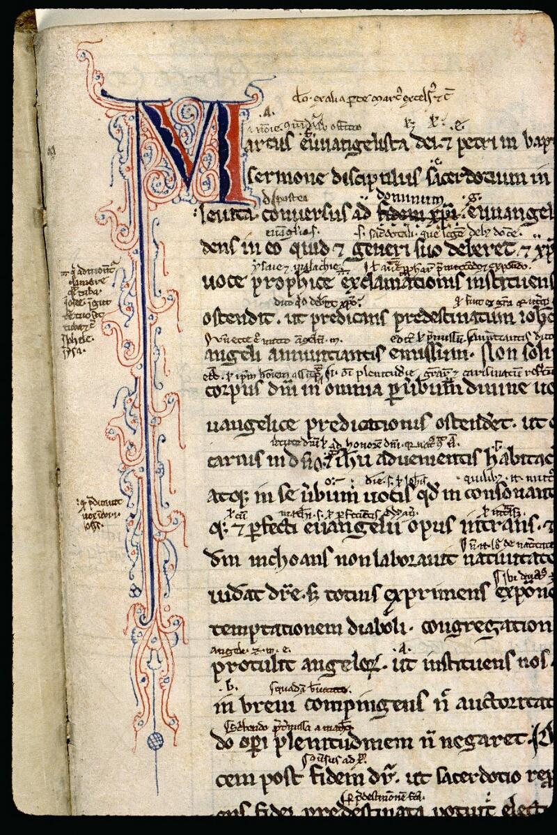 Angers, Bibl. mun., ms. 0056, f. 071 - vue 2