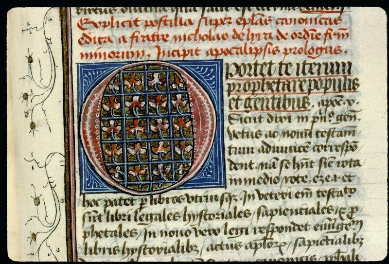 Angers, Bibl. mun., ms. 0057, f. 285 - vue 2