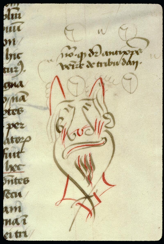 Angers, Bibl. mun., ms. 0057, f. 292 - vue 2