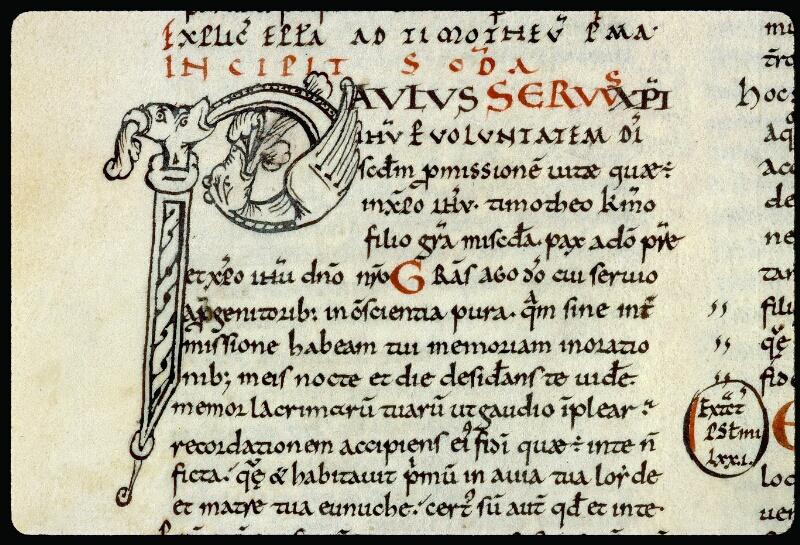Angers, Bibl. mun., ms. 0066, f. 132v