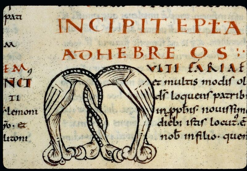 Angers, Bibl. mun., ms. 0066, f. 145 - vue 2