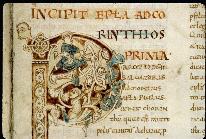 Angers, Bibl. mun., ms. 0067, f. 065 - vue 2