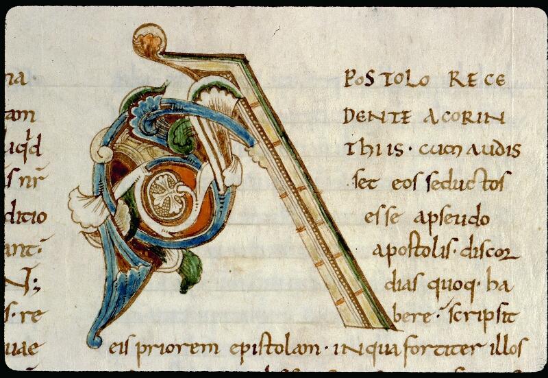 Angers, Bibl. mun., ms. 0067, f. 108 - vue 2
