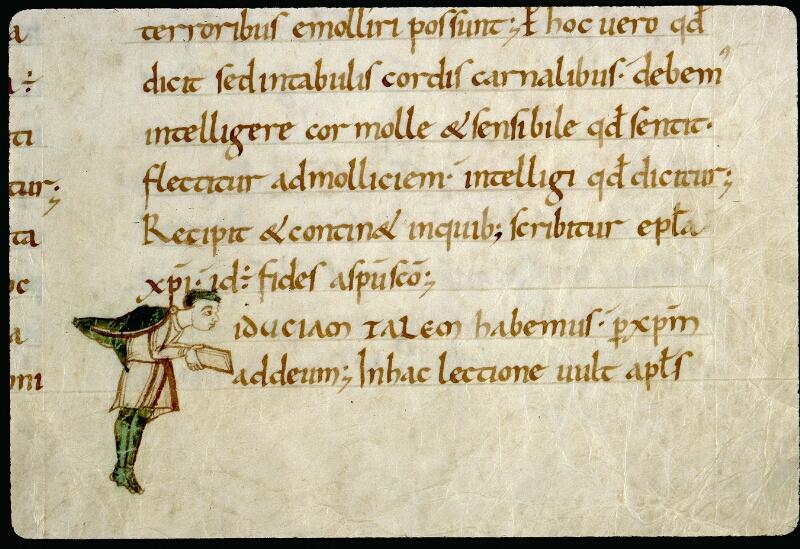 Angers, Bibl. mun., ms. 0067, f. 112 - vue 2