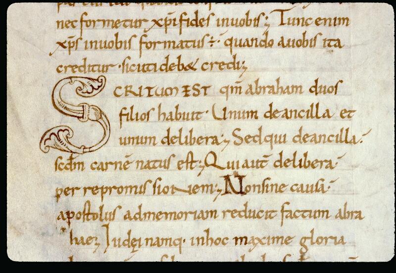 Angers, Bibl. mun., ms. 0067, f. 151v