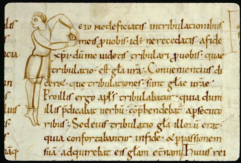 Angers, Bibl. mun., ms. 0067, f. 164 - vue 1