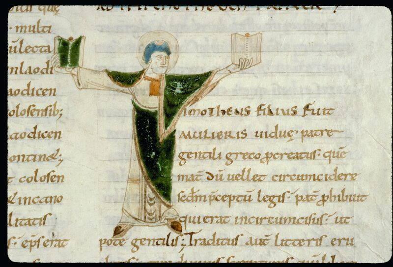 Angers, Bibl. mun., ms. 0067, f. 188 - vue 2