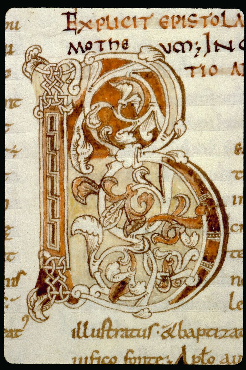 Angers, Bibl. mun., ms. 0067, f. 200v - vue 2