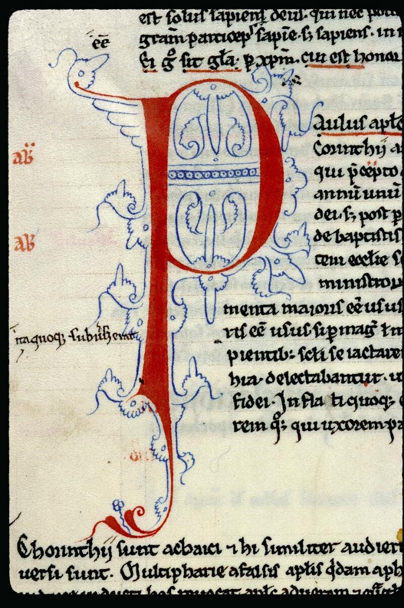 Angers, Bibl. mun., ms. 0069, f. 062v - vue 2