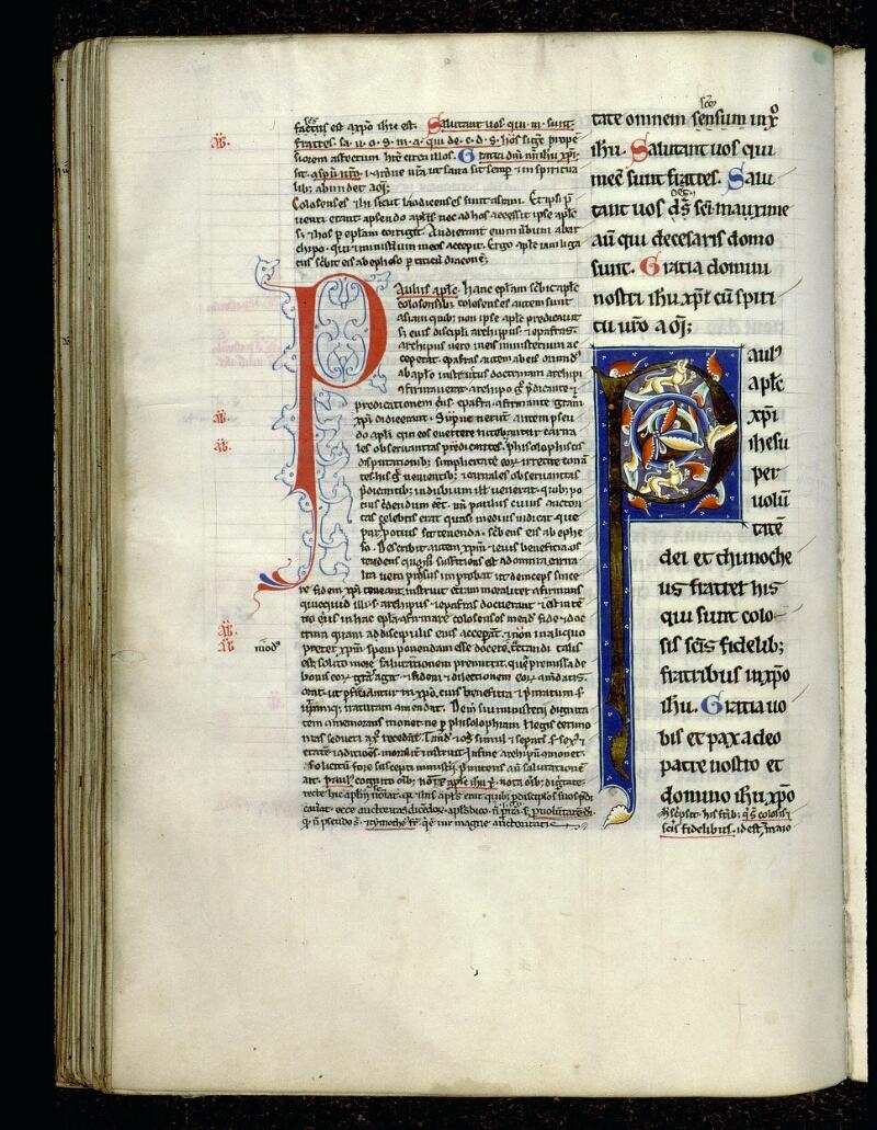 Angers, Bibl. mun., ms. 0069, f. 179v - vue 1