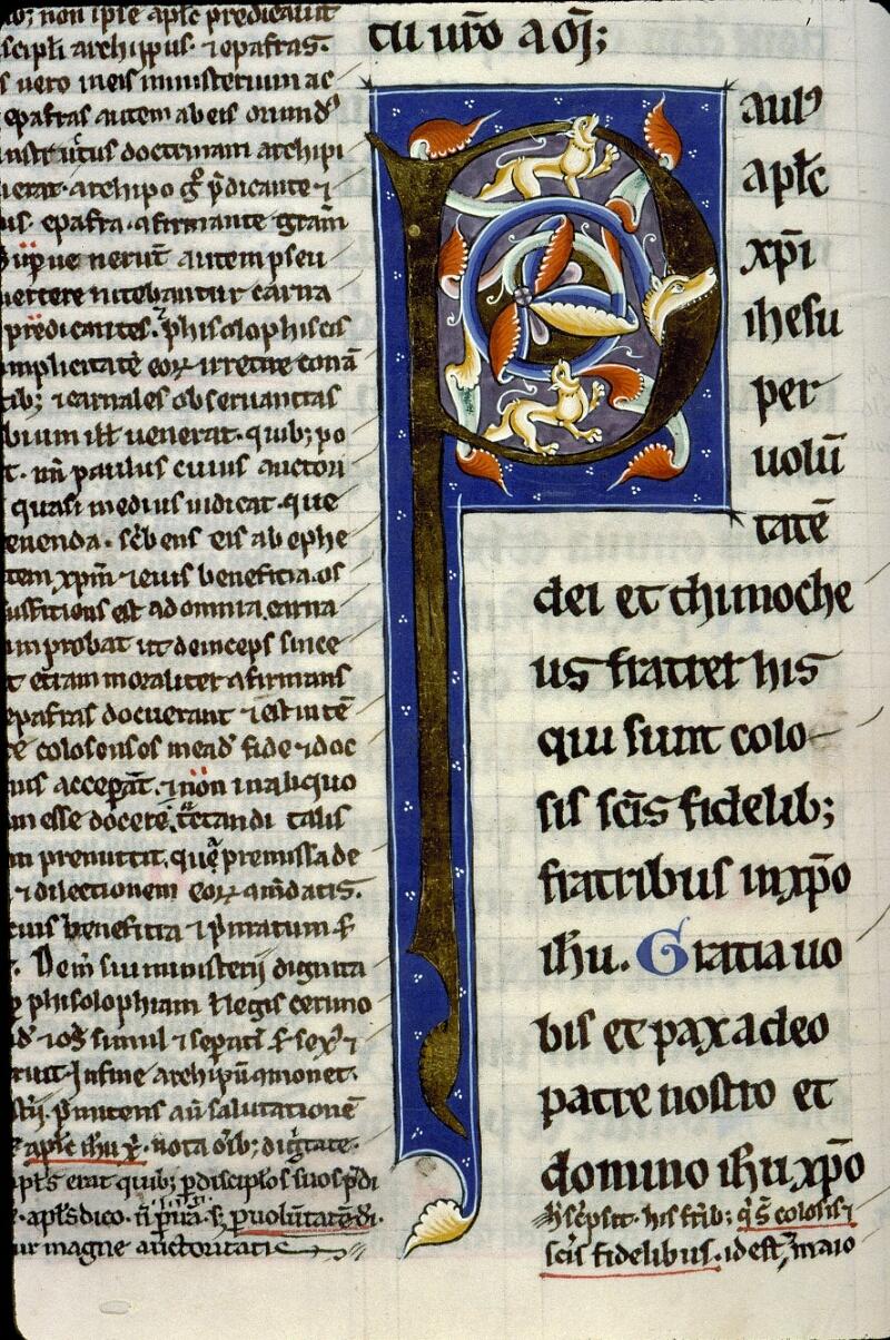 Angers, Bibl. mun., ms. 0069, f. 179v - vue 2