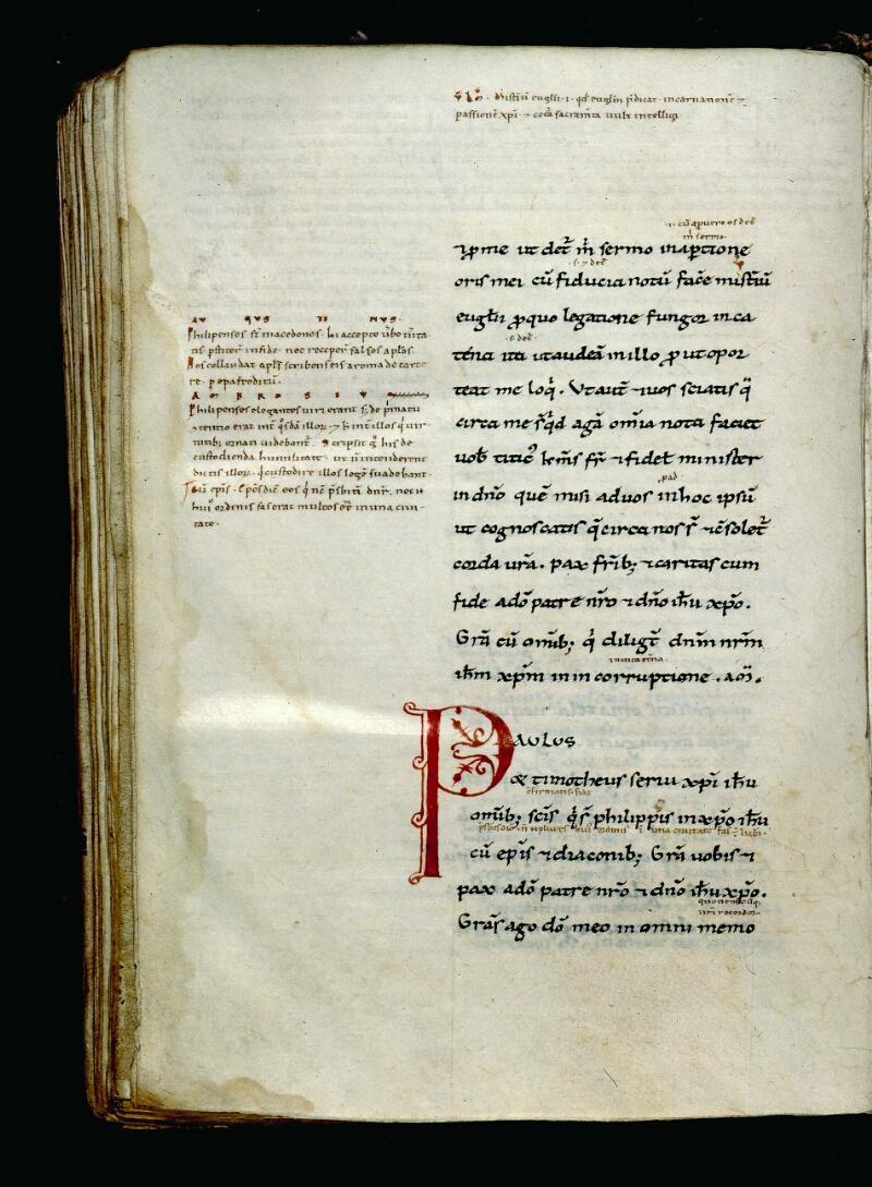 Angers, Bibl. mun., ms. 0071, f. 083v - vue 1