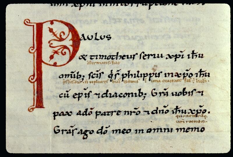 Angers, Bibl. mun., ms. 0071, f. 083v - vue 2