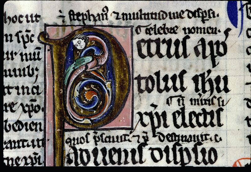 Angers, Bibl. mun., ms. 0074, f. 017 - vue 2