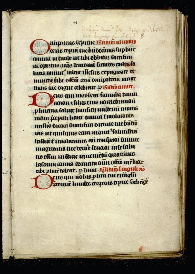Angers, Bibl. mun., ms. 0077, f. 002 - vue 2