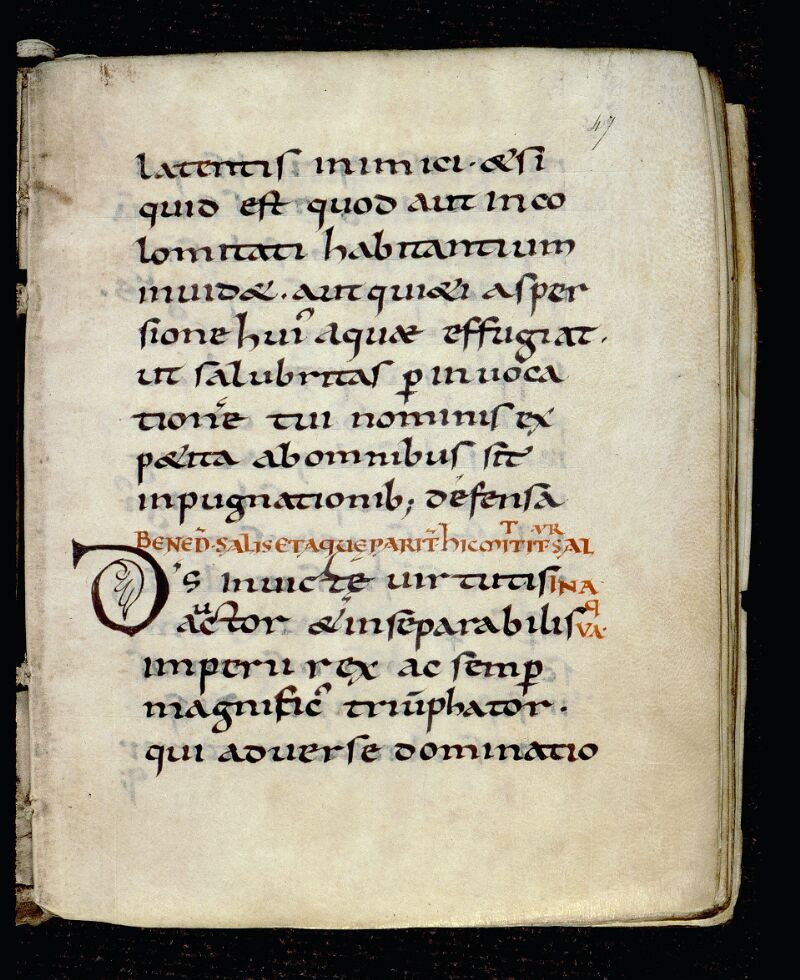 Angers, Bibl. mun., ms. 0080, f. 047 - vue 2