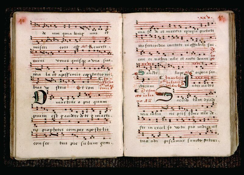 Angers, Bibl. mun., ms. 0081, p. 048-049