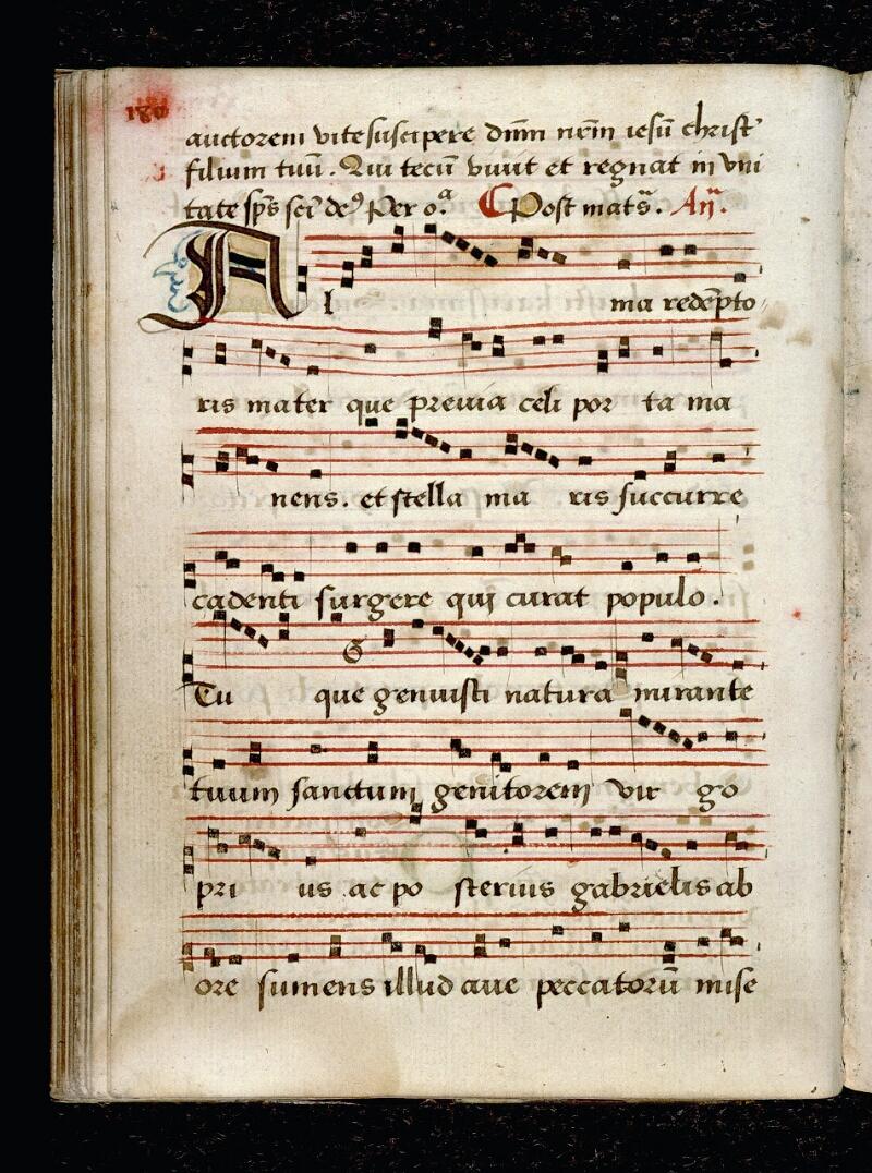 Angers, Bibl. mun., ms. 0081, p. 180