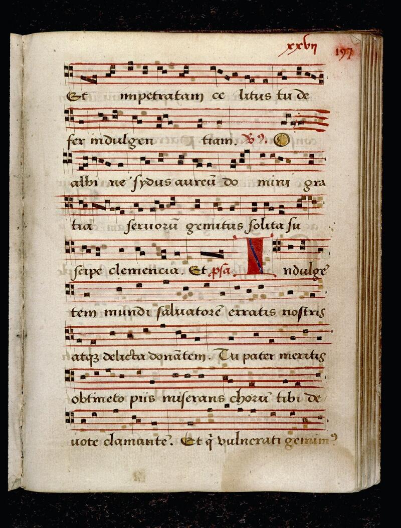 Angers, Bibl. mun., ms. 0081, p. 197
